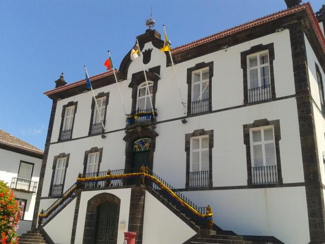 ratusz w Vila Franca do Campo