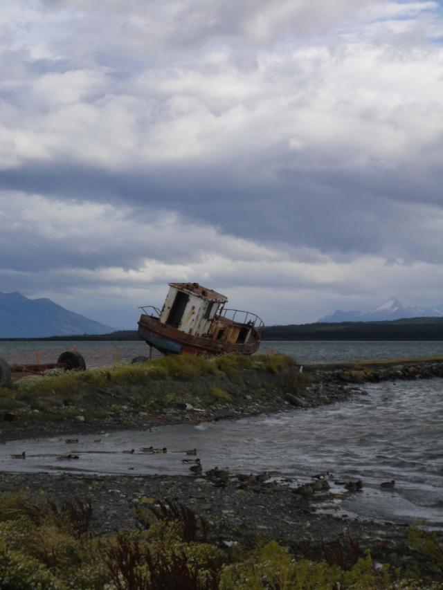 cmentarzysko w Puerto Natales